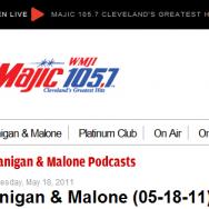 Lanigan & Malone Radio Interview